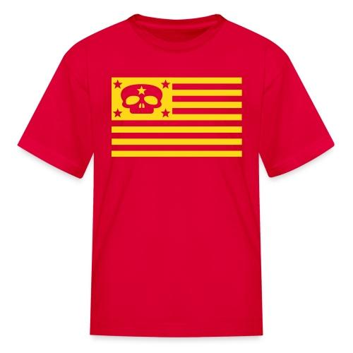 bandiera morte - Kids' T-Shirt