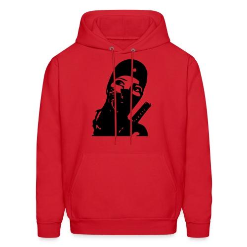 red sweater - Men's Hoodie