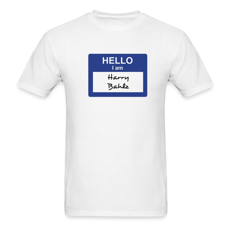 Harry Bahlz - Men's T-Shirt
