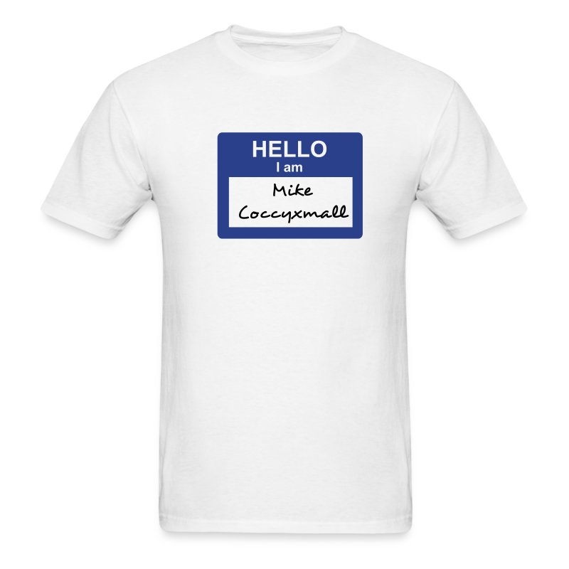 Mike Coccyxmall - Men's T-Shirt