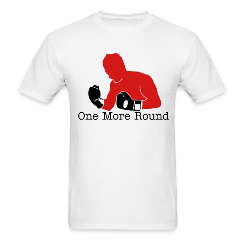 One More Round - Men's T-Shirt