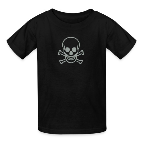 Skull & Crossbones - Kids' T-Shirt