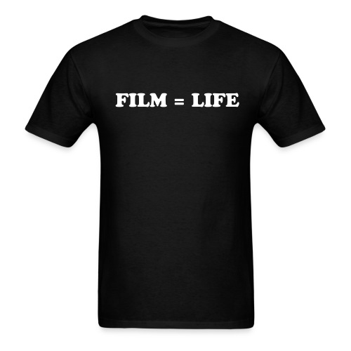 w/ A.L.T.A. Pictures design on back - Men's T-Shirt
