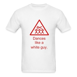 dances like - Men's T-Shirt