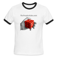 T-Shirts ~ Men's Ringer T-Shirt ~ The People's Cube