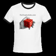 T-Shirts ~ Men's Ringer T-Shirt ~ The People's Cube