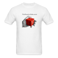 T-Shirts ~ Men's T-Shirt ~ The People's Cube