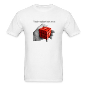 The People's Cube - Men's T-Shirt
