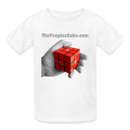 Kids' Shirts ~ Kids' T-Shirt ~ The People's Cube