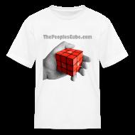 Kids' Shirts ~ Kids' T-Shirt ~ The People's Cube
