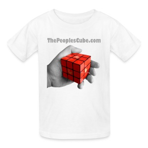The People's Cube - Kids' T-Shirt