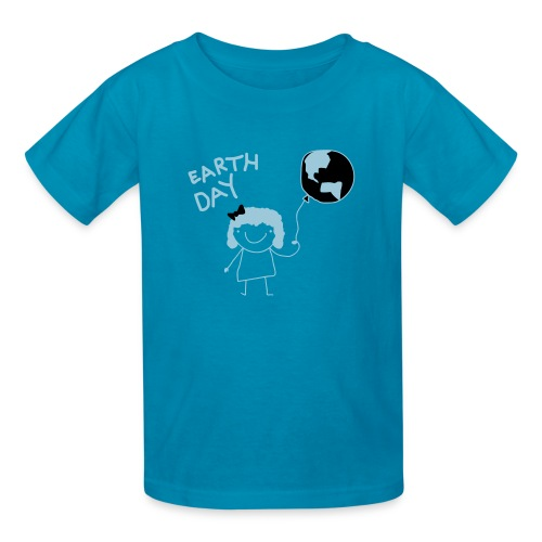 Earth Day - Kids' T-Shirt