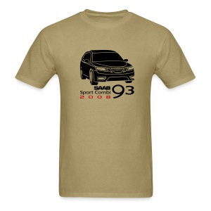 MY2008 9-3 Sport Combi! - Men's T-Shirt
