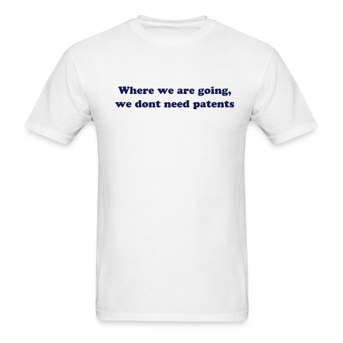 Where we are going... - Men's T-Shirt