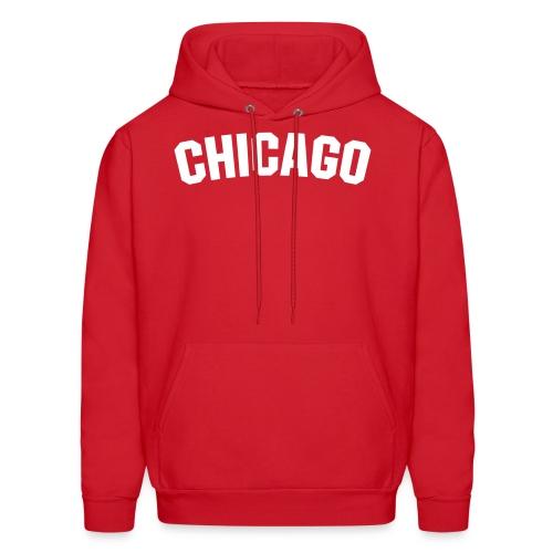 Chicago - Men's Hoodie