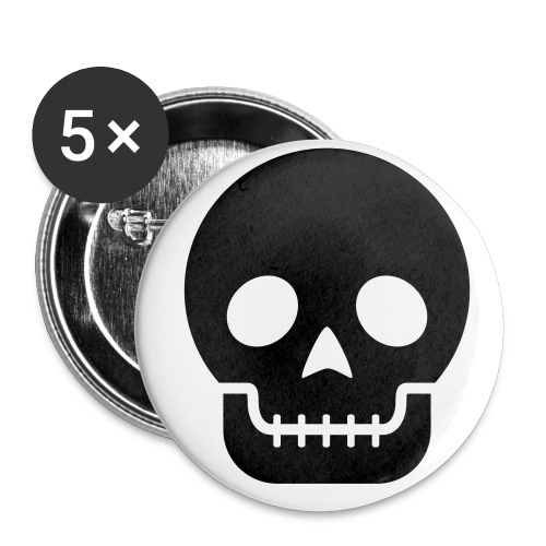 Skull Buttons - Small Buttons