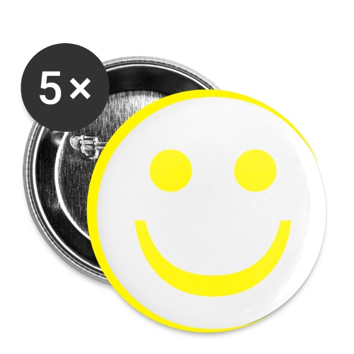 happy button - Small Buttons