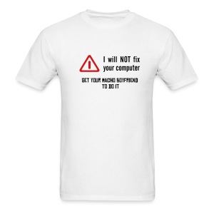 Fix My Computer - Men's T-Shirt