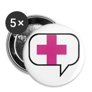 Speak Of War Buttons - Small Buttons