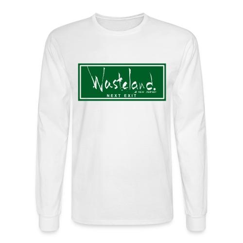 New Jersey [sign Tee] - Men's Long Sleeve T-Shirt