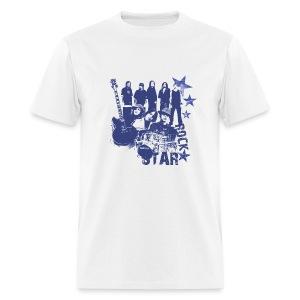 Rock Star - Men's T-Shirt