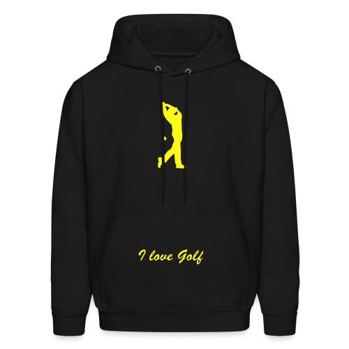 Collection I love Golf - Men's Hoodie