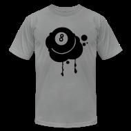 T-Shirts ~ Men's T-Shirt by American Apparel ~ Splat