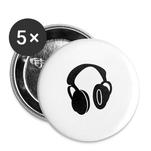fell the music - Large Buttons