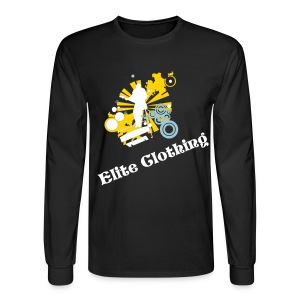 Elite Long Sleeve Tee (Guy's) - Men's Long Sleeve T-Shirt