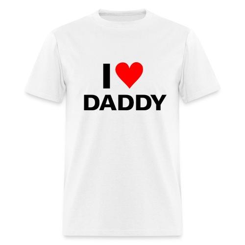 fathers day T-shirt - Men's T-Shirt