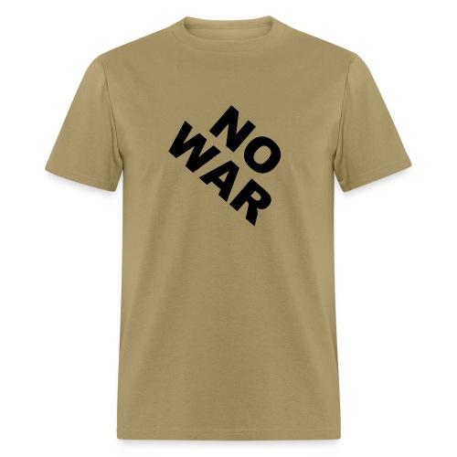 NO WAR Tee - Men's T-Shirt