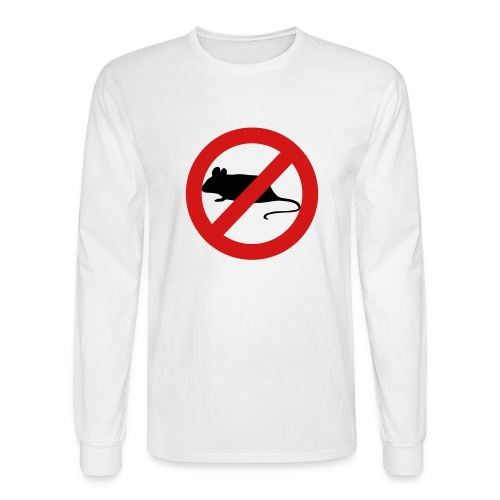No Rats Young-Cee Long Sleeve - Men's Long Sleeve T-Shirt