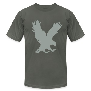 ABCD Eagle - Men's Fine Jersey T-Shirt