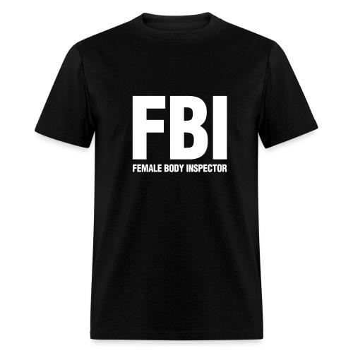 FBI TSHIRT - Men's T-Shirt