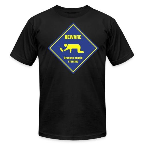 drunk - Men's  Jersey T-Shirt