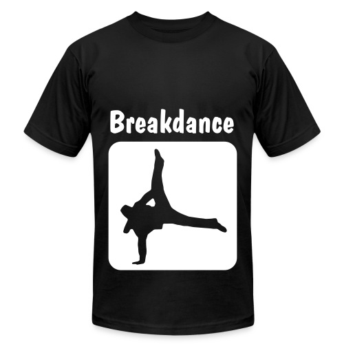 b-boy - Men's Fine Jersey T-Shirt