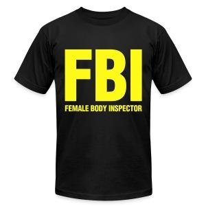 FBI - Men's Fine Jersey T-Shirt
