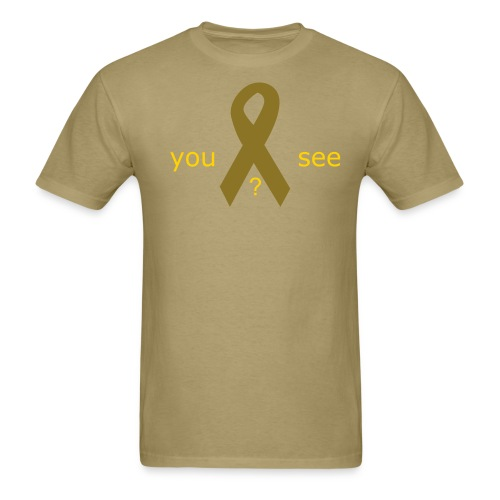 see it? - Men's T-Shirt