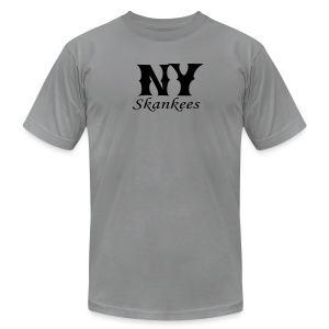 Men's Fine Jersey T-Shirt - for the ny haters!