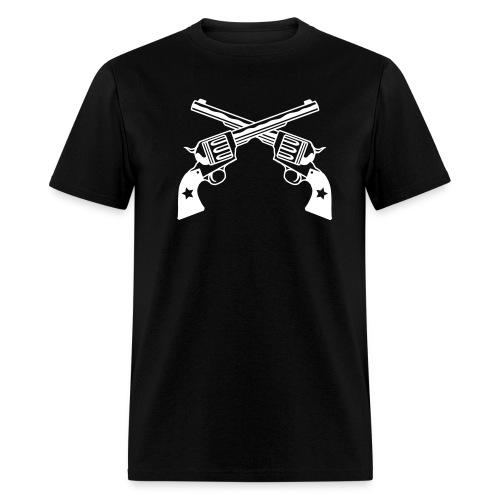 six guns - Men's T-Shirt