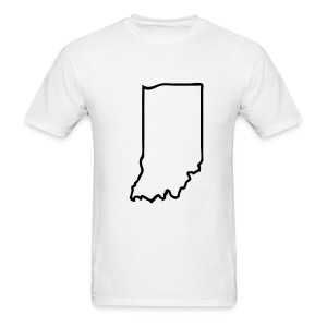 naptown flavor - Men's T-Shirt