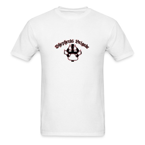 Shepherds Brigade  - Men's T-Shirt