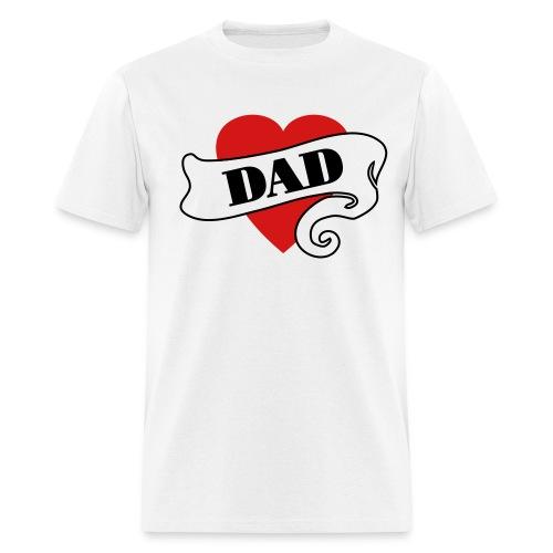 Love daddy - Men's T-Shirt