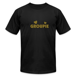 Male Groupie - Men's Fine Jersey T-Shirt