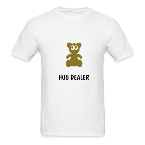 Bear-HUG DEALER - Men's T-Shirt