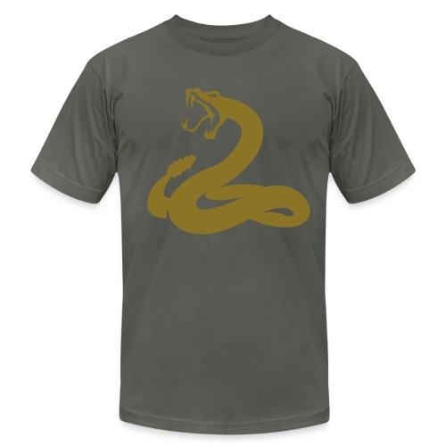 ABCD Snake  - Men's  Jersey T-Shirt