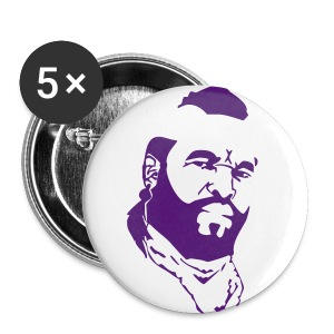 Mr T 1 inch - Small Buttons
