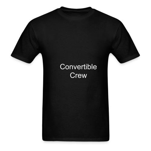 Convertible Crew - Men's T-Shirt