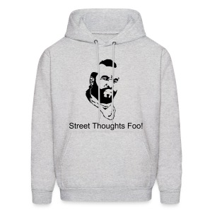 Street Thoughts Foo - Men's Hoodie