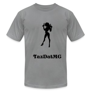 TazDatMC - Men's T-Shirt by American Apparel